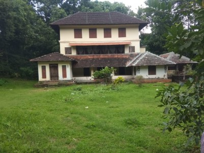 4.72 Acres of land with 4 Kettu and Pathayapura for sale at Vengassery, Palakkad