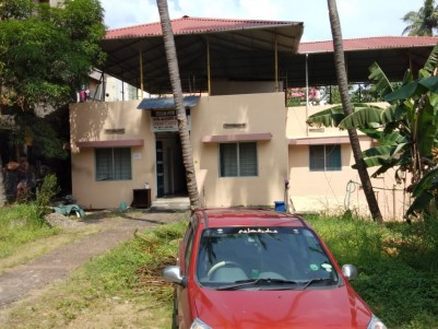 Building (Suitable for Ladies hostel/Old age home, Etc) for Rent near TVM  Medical-college Bus stand