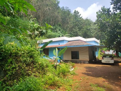 9 Acre Land with House for sale at Bheemanady, Kasargod