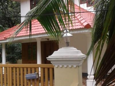 1800 sqft 3 BHK Fully furnished House in 8 Cent for sale at Mavilangu (nr Chingavanam), Kottayam