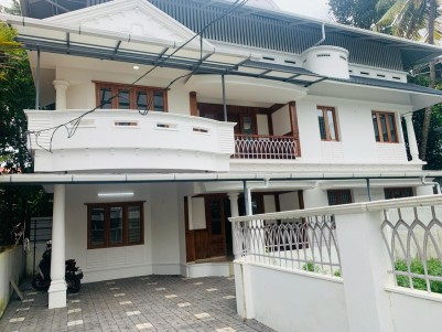 4 BHK Independed Villa For Sale at Palarivattom, Ernakulam