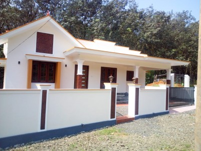 7 Cent with 1500 sqft 3 BHK House for sale Near Mary Mount School Kattachira, Eattumanoor, Kottayam