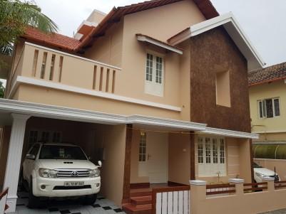 3 BHK Gated Villa for sale at Kaloor, SRM Road, Ernakulam