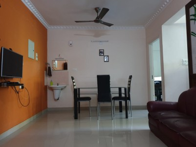 1 BHK Flat for sale near Infosys, Trivandrum