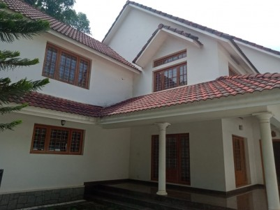 3300 sqft 4 BHK House in 9.5 Cent for sale at SH Mount, Kottayam