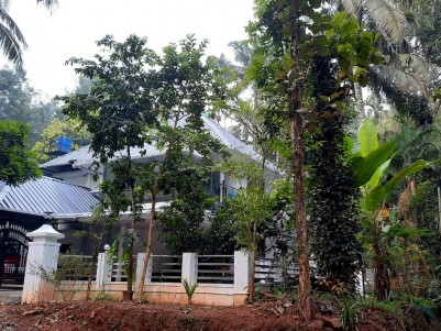 3.84 Acre  with 3300 sqft 5 BHK House  for sale at Manjaliioor, Thodupuzha, Idukki