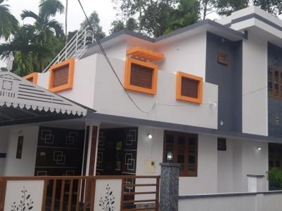 4 BHK 1800 SqFt House in 5 cents for sale at Kizhakkambalam, Ernakulam