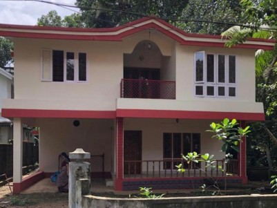 4 BHK House in 25 Cents for sale at Peroor, Kottayam