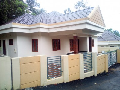 8 Cent land with 1550 sqft 3 BHK House for sale at Payappar, Pala, Kottayam