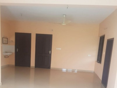 2 BHK House for rent at Killipalam,  Trivandrum
