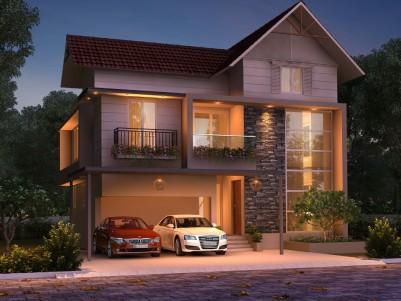 Brand New 4 BHK Villa at Padamughal, Ernakulam