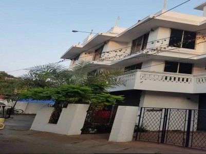 Three Storey Building in 5.100 Cents for sale at Ernakulam North