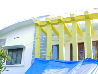 15.9 Cents with 2300 sqft. Home for sale at Pudukad, Thrissur