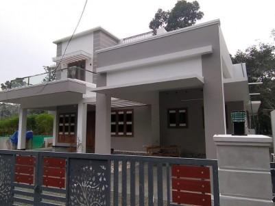 8 Cent with 2000 sqft 4 BHK House for sale Kalikaku, Eattumanoor, Kottayam