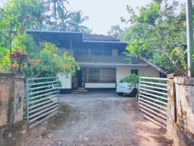 1.15 Acre fertile land with One storied Bungalow for sale at Edappal, Malappuram