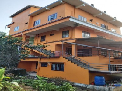 47 Cent Land with Residential cum Commercial  Building for sale at Murickassery Town, Idukki