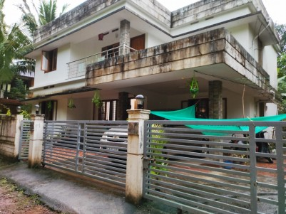 Furnished 4 BHK 2600 sq.ft Independent House in 7.5 Cents for sale at Manganam, Kottayam