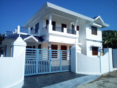 New 4 BHK 2500 Sqft House in 19 Cents for sale near St.marys church Kuravilangadu, Kottayam