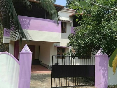 2 BHK + Office Room House for Rent at Pallikutty, Vengalloor, Thodupuzha, Idukki