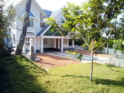 14 Cent with 2510 sqft 4 BHK House for sale near Kuravilangadu, Kottayam