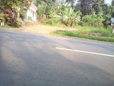 9 Cent MC road frontage Commercial land for sale  at Pattithanam, Eattumanoor.