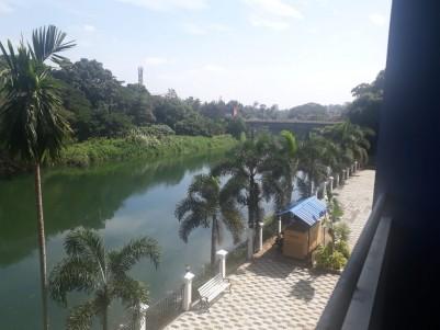 Fully Furnished 1400 sqft 2 BHK Jewel Homes Flat for sale Nagambadam, Kottayam