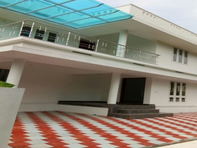 1510 sqft 3BHK Villa in 4 cent plot for sale in Eranakulam. Price 58 Lakhs