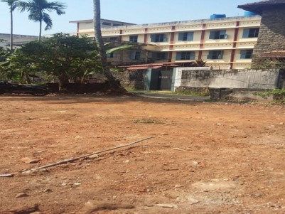 Prime plot of 9 cents for sale in Pala Town, Kottayam