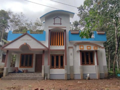 Newly Built 2 BHK House for sale in Kumplampoika,Pathanamthitta