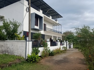 2600 sqft 4 BHK House in 7 Cents for sale at Arimpur, Thrissur