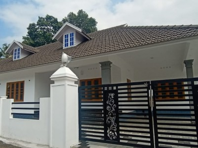 2200 sq ft. New Villa in 12 Cents Land for sale Near Pala , Pravithanam, Kottayam