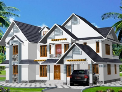 2300 sqft 4 BHK House in 8.25 Cent s for sale at Kodathipady, Ettumanoor, Kottayam