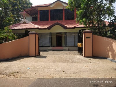 4400 sqft 5 BHK House in 14 Cents for sale near Vettathukavala, Puthupally, Kottayam