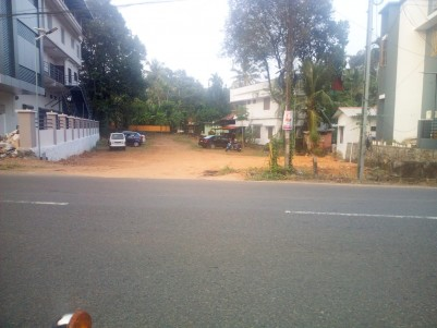 23 Cent Commercial land for sale at Manarkadu junction, Kottayam