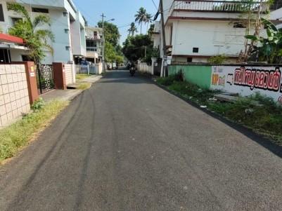 5.5 Cents of Residential Land for sale at Giri Nagar, Ernakulam