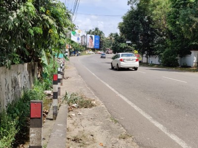 Highway facing 34 Cents   of plot for sale at Thrissur