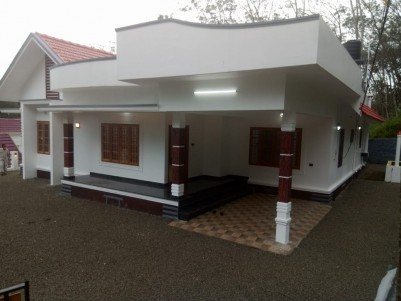 2300 sqft 4 BHK House on 12.950 Cents of land for sale at Chenkalleppally, Ponkunnam, Kottayam