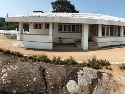 192 Acre with 4 BHK 1600 Sqft Bungalow for sale at Nelliyampathy, Palakkad