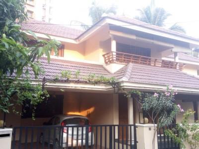 Semi Furnished Gated Villa - 4 BHK 2600 sqft for sale at Palachuvadu, Kakkanad, Ernakulam