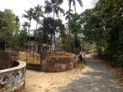 55 Cents of Residential land for sale at Chellamattom, Ernakulam