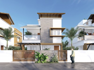 Lifespace Villas for sale near Adlux Apollo Hospital Angamaly, Ernakulam