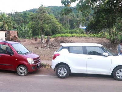 22 Cents Commercial Plot for Sale in Kokkadu Town – Kannur District