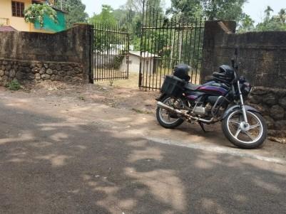 56 Cent Residential land (full/partially) for sale Parolikkal, Charitas, Kottayam