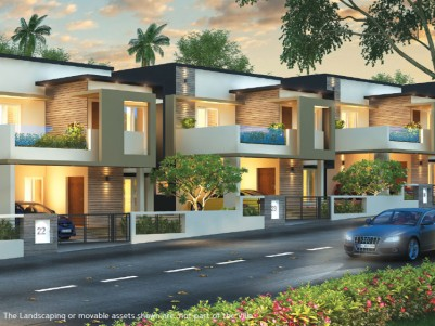 Fully Furnished Ready to occupy 3 BHK Luxury Villa in a Gated community Pothencode, Trivandrum