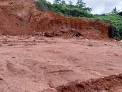 21 Cents of Commerical/Residential plot in main road side for sale at Pala, Kottayam