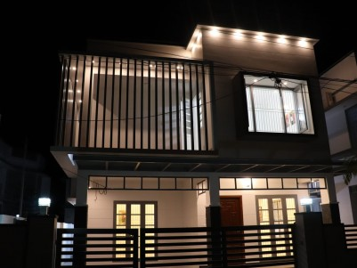 READY  TO OCCUPY  POSH  VILLAS  FOR  SALE  AT  MANNANTHALA- TRIVANDRUM