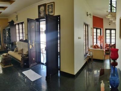4 BHK 3300 SqFt House in 14.750 Cents for sale at Udayamperoor, Tripunithura, Ernakulam