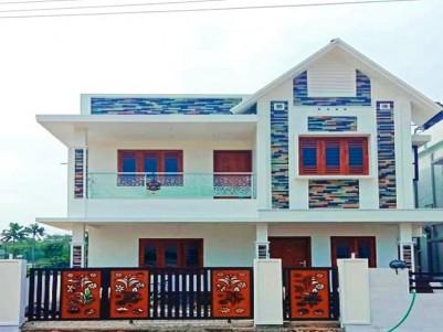 Semi Furnished 3 BHK House for sale at 20-20 Panchayath, Kizhakambalam, Ernakulam