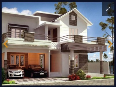 Waterfront Villa for Sale at Thadikkakkadavu, Alwaye, Ernakulam