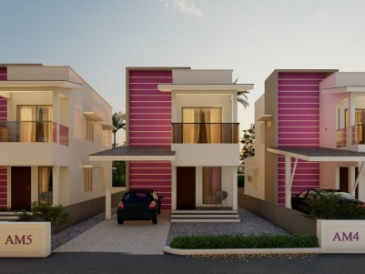 Amethyst - The New Standard Villa For Affordable Living In Nedumbassery, Kochi!
